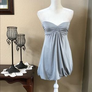 G by Guess Strapless Mini Dress Size Small